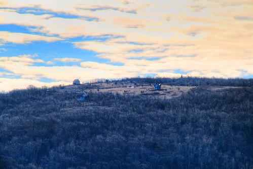 Farm atop a Mountain