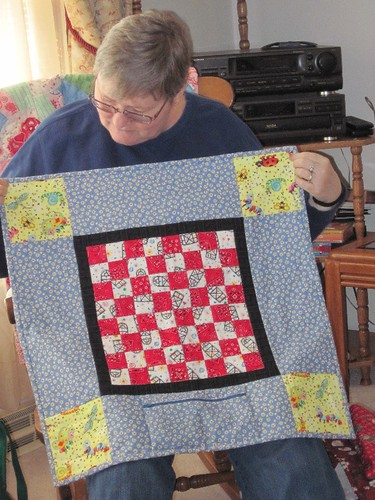 Mickey Game Quilt