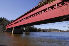 Covered Bridge - Wakefield, Quebec