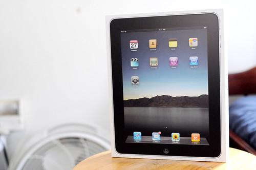 109/365 (Apple iPad)