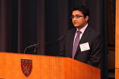 Irfan Qureshi, organizer