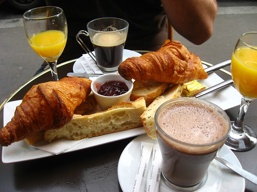 """Le Classique"" Petit-Dejeuner (Breakfast)"