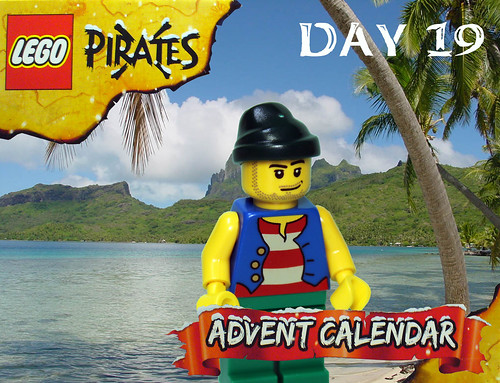 Pirate Advent Calendar Day 19