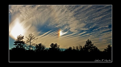 Sun Dog Phenomenon