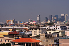 Bangkok Chatuchak District from the Apartment (EOS-30D)
