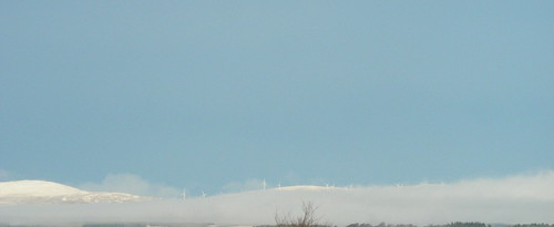 windmills in the clouds