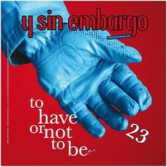 Y SIN EMBARGO magazine #23
