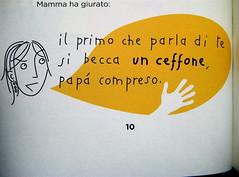 Chris Donner, Lettere dal mare, Einaudi Ragazzi 2010; [illustrazioni di Aurora Biancardi], p. 10
