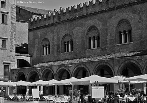 Mantova - Piazza Erbe