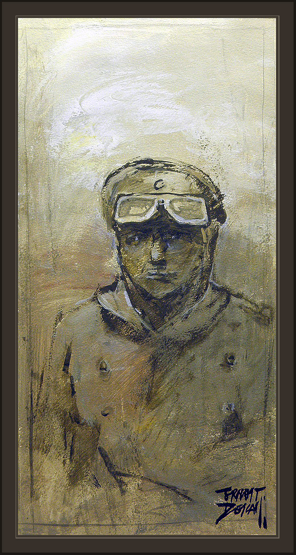 GERMAN SOLDIER-WW2-WWII-KAMERADEN-WEHRMATCH-ART-ERNEST DESCALS