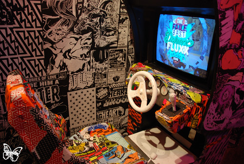 The Faile Bast Deluxx Fluxx Arcade