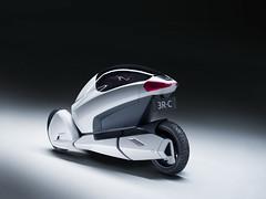 Honda 3R-C Concept pictures