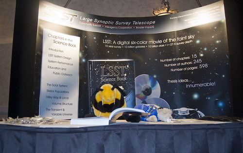 The LSST Booth