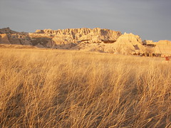 Badlands: Golden Hour