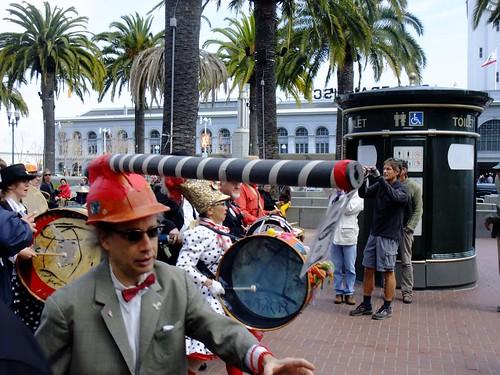 Saint Stupid Day Parade. April Fools Day, 2010. San Francisco 3