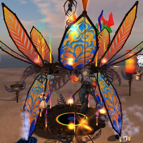 Lamplighter, Petal Stage _ Burning Life, Burning Life-Jungo