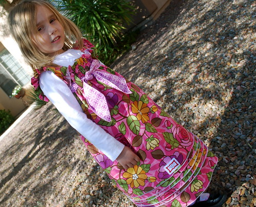 Ava Tie Top Dress