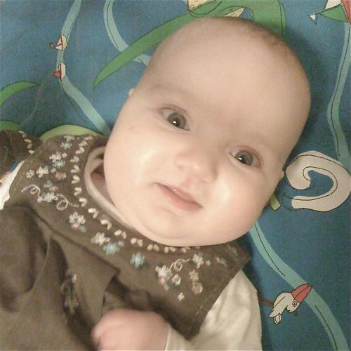 Obligatory baby photo