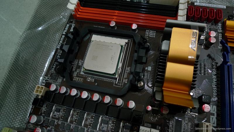 AMD Phenom II x4 955 BE - 07