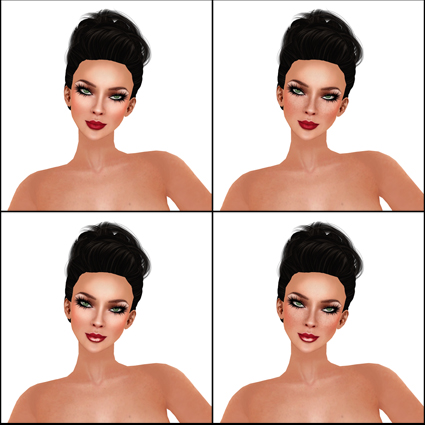 AtomicBambi Lana Sunblush Siren Composite - Click image for closer look
