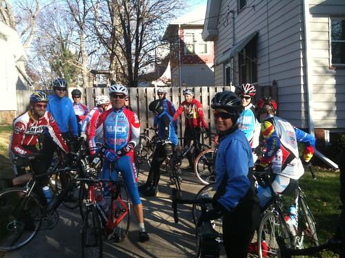 Team Mack Ride