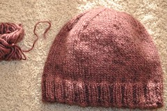 Lopi hat for Ruth.