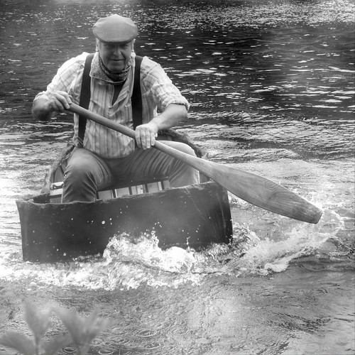 CORACLE RACES 3