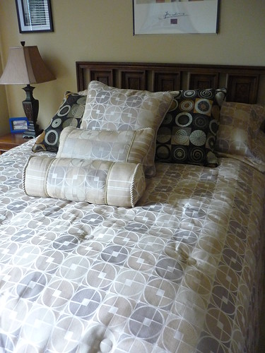 An American bed