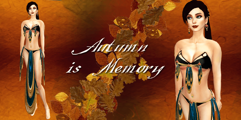 Autumn is Memory by Silk & Satyr