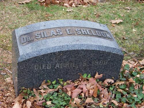 Dr. Silas E. Sheldon