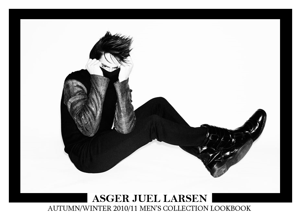 asger juel larsen a-w 2010 lookbook 1