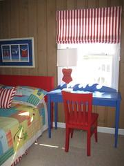 Beach House Kids Room