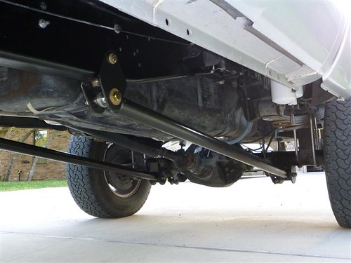 1993 Ford Front Traction Bars