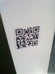 O QR code perdido.