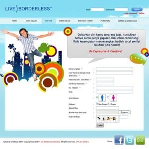 Live Borderless