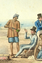 Indio or Indigenous Person in a Spanish Colony