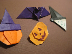Spooky Origami