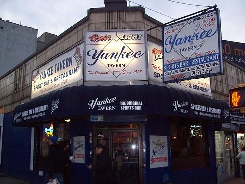 Bronx, NY: Yankee Tavern by skyliner72.