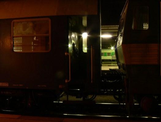 Train di Česká Pošta