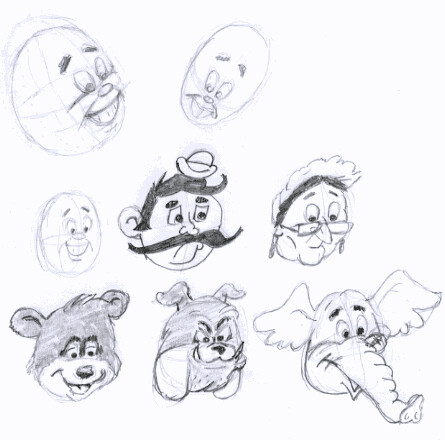 Preston Blair inspired, part 9