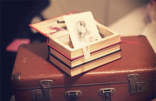 Books in Suitcase 1