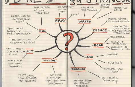 13-2010 // how to deal with faith questions
