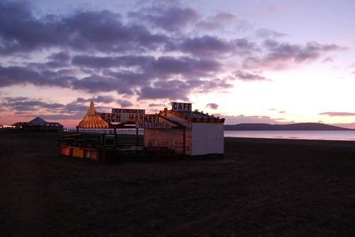 Weston Super Mare sea front