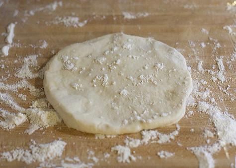 Circle of Dough