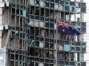 Jakarta Australian Embassy Attacked by bloompy