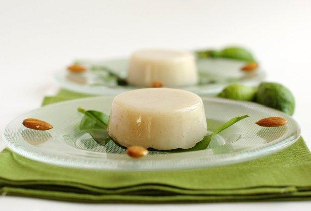 Biancomangiare aux amandes