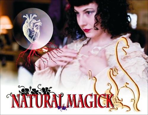 Natural Magick promo