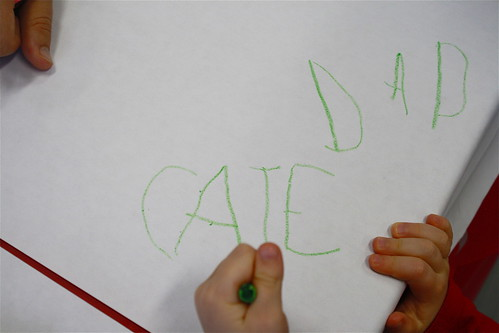 """""""Cate"""" & """"Dad"""""""