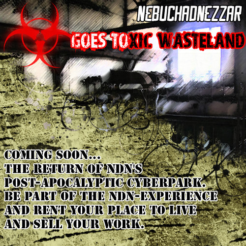 NDN Goes Toxic Wastelands!