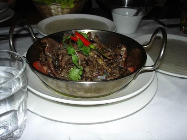 La Mint - Vietnamese Campfire Beef